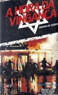 A Hora da Vingança - Poster / Capa / Cartaz - Oficial 2