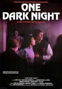 Numa Noite Escura - Poster / Capa / Cartaz - Oficial 1