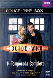 Doctor Who (1ª Temporada) - Poster / Capa / Cartaz - Oficial 2