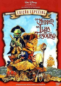 Os Muppets na Ilha do Tesouro - Poster / Capa / Cartaz - Oficial 3
