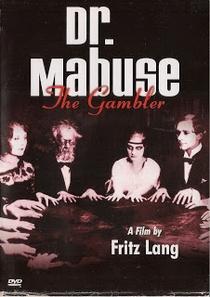 Dr. Mabuse, o Jogador - Poster / Capa / Cartaz - Oficial 5