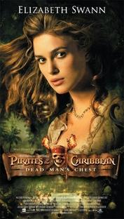 Piratas do Caribe: O Baú da Morte - Poster / Capa / Cartaz - Oficial 9
