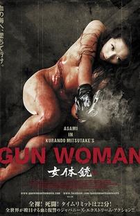 Gun Woman - Poster / Capa / Cartaz - Oficial 1