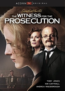 The Witness For The Prosecution - Poster / Capa / Cartaz - Oficial 4