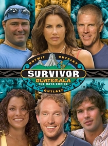 Survivor: Guatemala (11ª Temporada) - Poster / Capa / Cartaz - Oficial 1