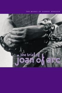 O Processo de Joana D'arc - Poster / Capa / Cartaz - Oficial 3