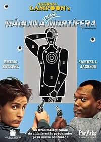 Máquina Quase Mortífera - Poster / Capa / Cartaz - Oficial 3