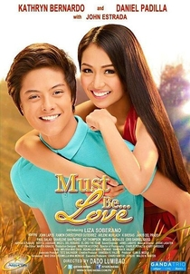 Must Be... Love - Poster / Capa / Cartaz - Oficial 1
