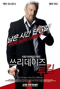 3 Dias Para Matar - Poster / Capa / Cartaz - Oficial 6