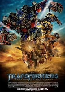 Transformers: A Vingança dos Derrotados - Poster / Capa / Cartaz - Oficial 6