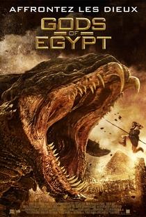 Deuses do Egito - Poster / Capa / Cartaz - Oficial 25