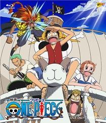 One Piece 1 - O Grande Pirata do Ouro - Poster / Capa / Cartaz - Oficial 2