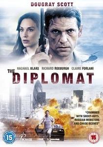 Diplomata - Ameaça Internacional - Poster / Capa / Cartaz - Oficial 3