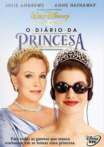O Diário da Princesa - Poster / Capa / Cartaz - Oficial 1