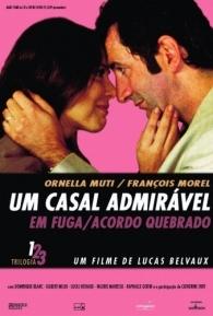 Um Casal Admirável - Poster / Capa / Cartaz - Oficial 1