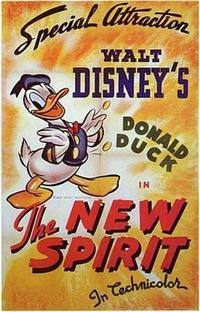 The New Spirit  - Poster / Capa / Cartaz - Oficial 1
