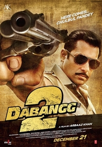 Dabangg 2 - Poster / Capa / Cartaz - Oficial 6