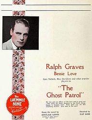 The Ghost Patrol - Poster / Capa / Cartaz - Oficial 1