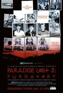 Paraíso Perdido 3: Purgatório - Poster / Capa / Cartaz - Oficial 1