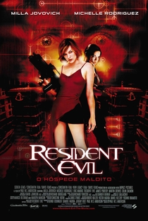 Resident Evil: O Hóspede Maldito - Poster / Capa / Cartaz - Oficial 5