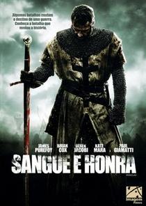 Sangue e Honra - Poster / Capa / Cartaz - Oficial 6