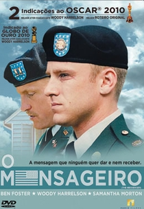 O Mensageiro - Poster / Capa / Cartaz - Oficial 2
