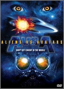 Aliens vs. Avatars - Poster / Capa / Cartaz - Oficial 2