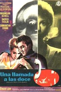 De Volta das Cinzas - Poster / Capa / Cartaz - Oficial 3