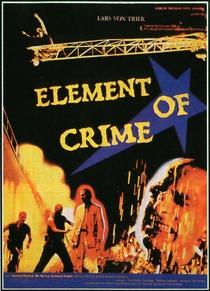 O Elemento do Crime - Poster / Capa / Cartaz - Oficial 8