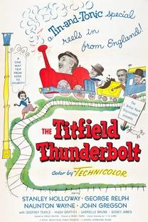O Expresso de Titfield - Poster / Capa / Cartaz - Oficial 2