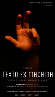 TEXTO EX MACHINA (1ª Temporada) - Poster / Capa / Cartaz - Oficial 2