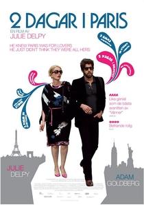 2 Dias em Paris - Poster / Capa / Cartaz - Oficial 2