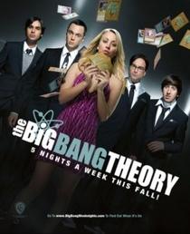 Big Bang: A Teoria (5ª Temporada) - Poster / Capa / Cartaz - Oficial 2