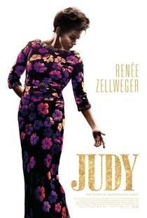 Judy: Muito Além do Arco-Íris - Poster / Capa / Cartaz - Oficial 1