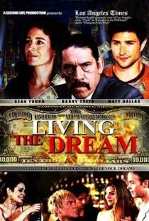 Living the Dream - Poster / Capa / Cartaz - Oficial 2