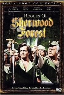 O Cavaleiro de Sherwood - Poster / Capa / Cartaz - Oficial 2