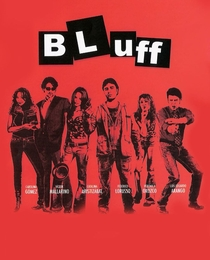 Bluff - Poster / Capa / Cartaz - Oficial 1