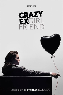 Crazy Ex-Girlfriend (3ª Temporada) - Poster / Capa / Cartaz - Oficial 2