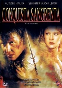 Conquista Sangrenta - Poster / Capa / Cartaz - Oficial 5
