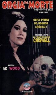 Orgia da Morte - Poster / Capa / Cartaz - Oficial 2