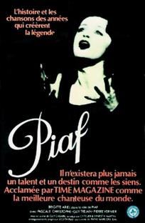 Piaf - Poster / Capa / Cartaz - Oficial 2