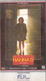 Hanna D: A Boneca Perversa - Poster / Capa / Cartaz - Oficial 2