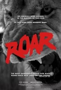 Roar - Poster / Capa / Cartaz - Oficial 1
