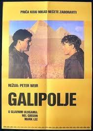 Gallipoli - Poster / Capa / Cartaz - Oficial 7
