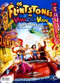 Os Flintstones em Viva Rock Vegas - Poster / Capa / Cartaz - Oficial 3