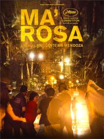 Ma' Rosa - Poster / Capa / Cartaz - Oficial 1