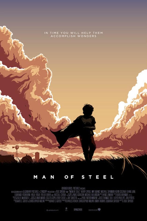 Cinema e Fúria: O Homem de Aço (Zack Snyder, 2013)