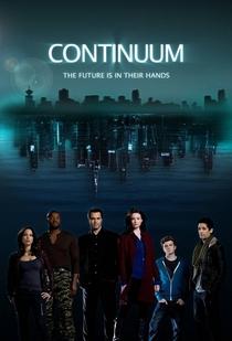 Continuum (1ª Temporada) - Poster / Capa / Cartaz - Oficial 2