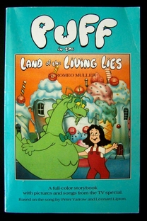 Puff the Magic Dragon in the Land of the Living Lies - Poster / Capa / Cartaz - Oficial 2