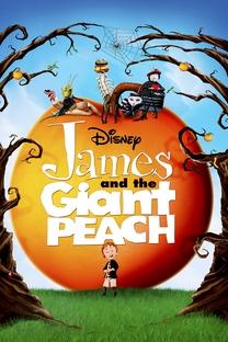 James e o Pêssego Gigante - Poster / Capa / Cartaz - Oficial 6